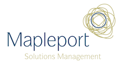 Mapleport logo